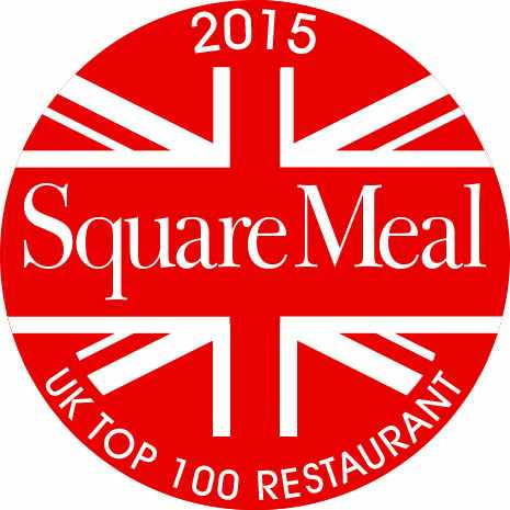 Square Meal Top 100 Resturants